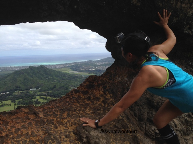 The Puka- be careful, there's super strong winds that blow in!
